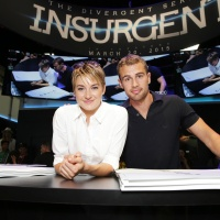 Insurgent // Divergente 2 : l'insurrection